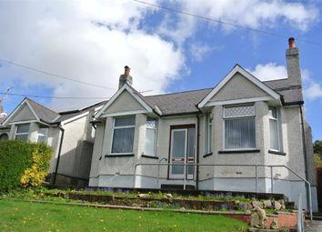 Thumbnail 3 bed detached bungalow for sale in Hospital Road, Pontnewynydd, Pontypool, Torfaen