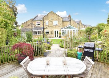 Thumbnail 4 bed detached house for sale in Crofters Green, Killinghall, Harrogate
