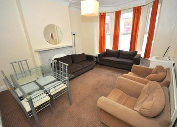 Thumbnail 5 bedroom shared accommodation to rent in Ebberston Terrace, Hyde Park, Leeds
