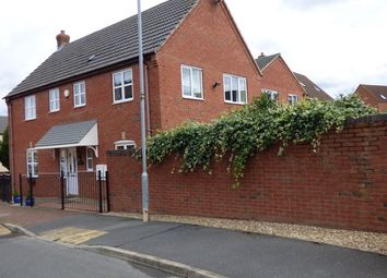 Thumbnail 4 bed detached house for sale in Hawthorne Road Bagworth, Coalville