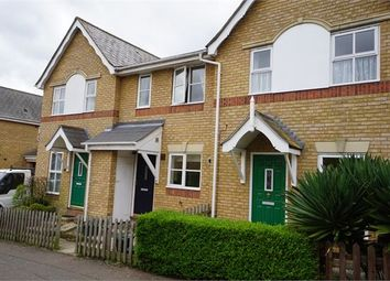 Thumbnail 2 bed terraced house to rent in Thornton Drive, Colchester, Essex.