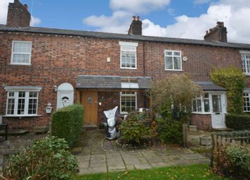 Thumbnail 2 bed terraced house to rent in Queens Terrace, Handforth, Wilmslow