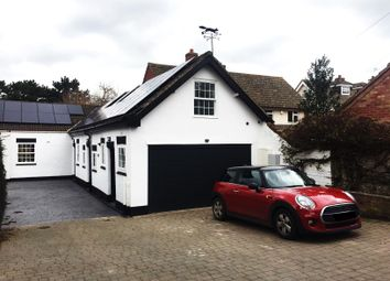 Thumbnail 4 bedroom barn conversion to rent in Melton Road, Burton-On-The-Wolds, Loughborough