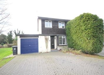 Thumbnail 3 bed detached house for sale in Ruscombe Gardens, Datchet, Slough