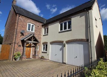 Thumbnail 5 bed detached house for sale in Hillcrest, Aston On Trent, Derby