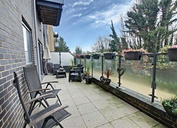 Thumbnail 2 bed flat for sale in Grover House, Nash Mills Wharf
