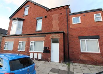 Thumbnail 1 bed flat to rent in Sandringham Road, Hartlepool, County Durham