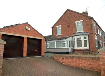 Thumbnail 2 bedroom end terrace house for sale in Hall Lane, Newton, Alfreton