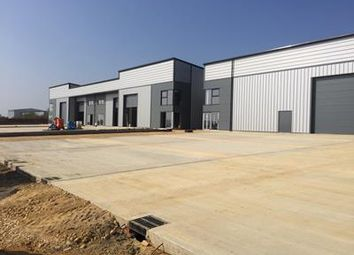 Thumbnail Light industrial to let in Harrier Court, Eagle Business Park, Yaxley, Peterborough