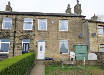 Thumbnail 3 bed terraced house for sale in Parkwood Road, Golcar, Huddersfield