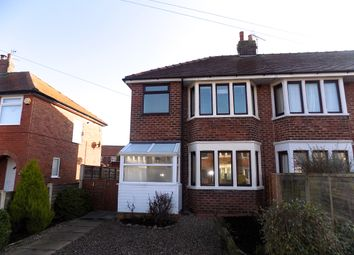 Thumbnail 3 bed end terrace house for sale in Belgrave Road, Poulton Le Fylde