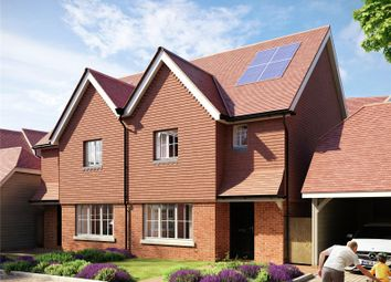 Thumbnail 3 bed terraced house for sale in Hollyfields, Tunbridge Wells, Kent