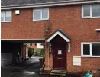 Thumbnail 1 bed flat for sale in Ash Road, Seaforth, Liverpool