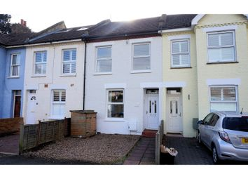 Thumbnail 2 bedroom terraced house for sale in Martins Road, Bromley