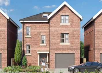 Thumbnail 4 bed detached house for sale in 1 St Mary's Place, Church Fenton