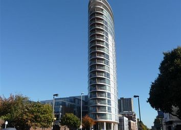 Thumbnail 1 bedroom flat to rent in Admiralty Tower, Queen Street, Portsmouth