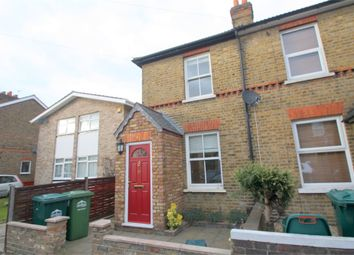 Thumbnail 2 bed cottage to rent in Bremer Road, Staines-Upon-Thames, Surrey