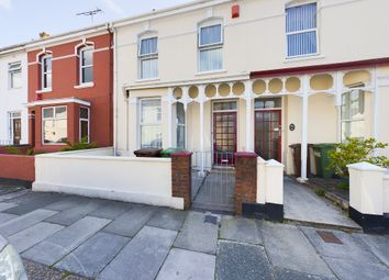 Thumbnail 4 bed terraced house to rent in Limerick Place, Plymouth
