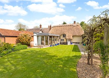 Thumbnail 3 bed detached house for sale in Longstreet, Enford, Pewsey, Wiltshire