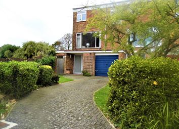 Thumbnail 3 bedroom end terrace house for sale in Leybourne Close, Bromley