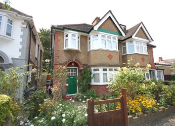 Thumbnail 3 bed property for sale in Templars Crescent, Finchley, London