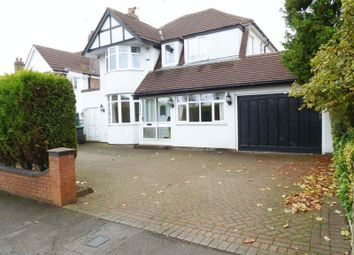 Thumbnail 4 bed detached house for sale in Wolverhampton Road, Oldbury