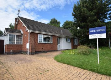 Thumbnail 3 bed bungalow for sale in Thornton Drive, Narborough, Leicester