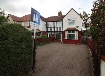 Thumbnail 5 bed semi-detached house for sale in Prenton Road West, Birkenhead, Merseyside