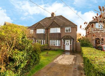 Thumbnail 3 bed semi-detached house for sale in Botley Road, Ley Hill, Chesham