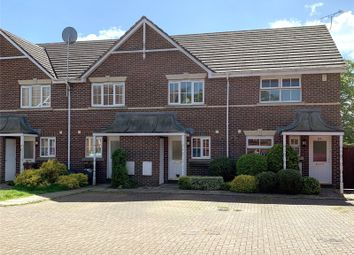Thumbnail 2 bed terraced house for sale in Puddingstone Drive, St. Albans, Hertfordshire