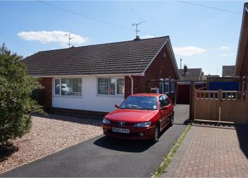 Thumbnail 2 bed semi-detached bungalow for sale in Stanwick Crescent, Cheltenham