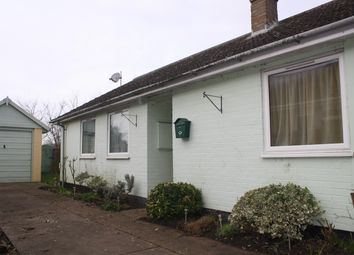 Thumbnail 3 bed bungalow for sale in Elms Close, Earsham, Bungay