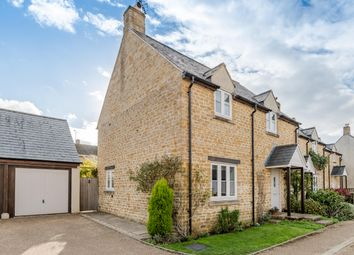 Thumbnail 3 bed semi-detached house for sale in The Bell Field, Luckington, Chippenham