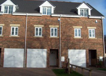 Thumbnail 3 bedroom town house to rent in Old Eltringham Court, Prudhoe