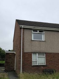 Thumbnail 2 bedroom flat to rent in Beili Glas, Loughor