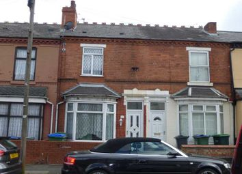 Thumbnail 3 bedroom terraced house to rent in Cheshire Road, Smethwick