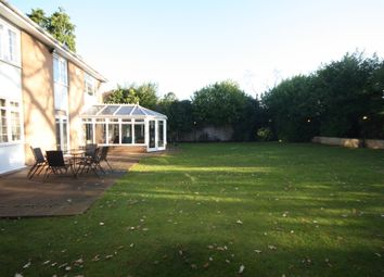 Thumbnail 4 bed detached house to rent in Coombe Hill Road, Kingston Upon Thames