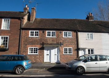 Thumbnail 1 bed terraced house for sale in Sopwell Lane, St.Albans