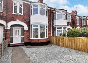Thumbnail 3 bed terraced house for sale in Woldcarr Road, Hull, East Yorkshire