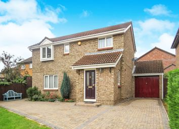 Thumbnail 4 bed detached house for sale in Beauchief Close, Lower Earley, Reading