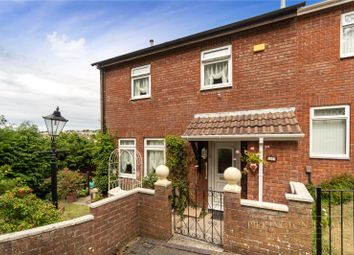 Thumbnail 3 bed end terrace house for sale in Peters Park Close, Plymouth, Devon