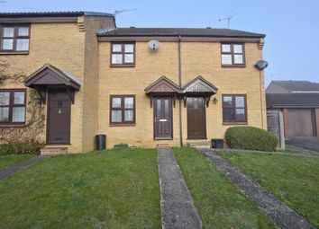 Thumbnail 2 bedroom terraced house for sale in Colmworth Close, Lower Earley, Reading