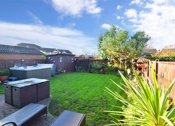 Thumbnail 4 bed detached house for sale in Clerke Drive, Kemsley, Sittingbourne, Kent