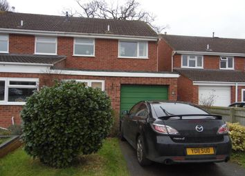 Thumbnail 3 bed property to rent in 40 Bonnington Drive, Three Elms, Hereford
