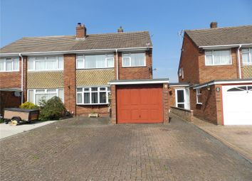 Thumbnail 3 bed semi-detached house for sale in Cloche Way, Upper Stratton, Swindon