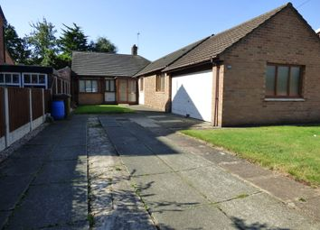 Thumbnail 3 bed detached bungalow for sale in Cambridge Road, Crosby, Liverpool