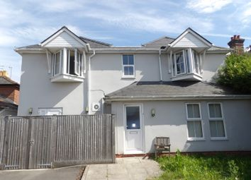 Thumbnail 1 bed flat to rent in St. Johns Road, Hedge End, Southampton