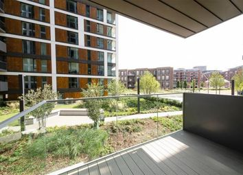 Thumbnail 1 bed flat to rent in Tuscan Road, London