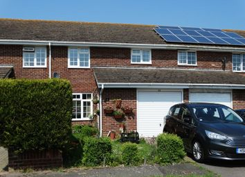 Thumbnail 3 bed terraced house for sale in Horse Field Road, Selsey, Chichester