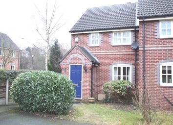Thumbnail 2 bed property to rent in The Spinney, Sandbach